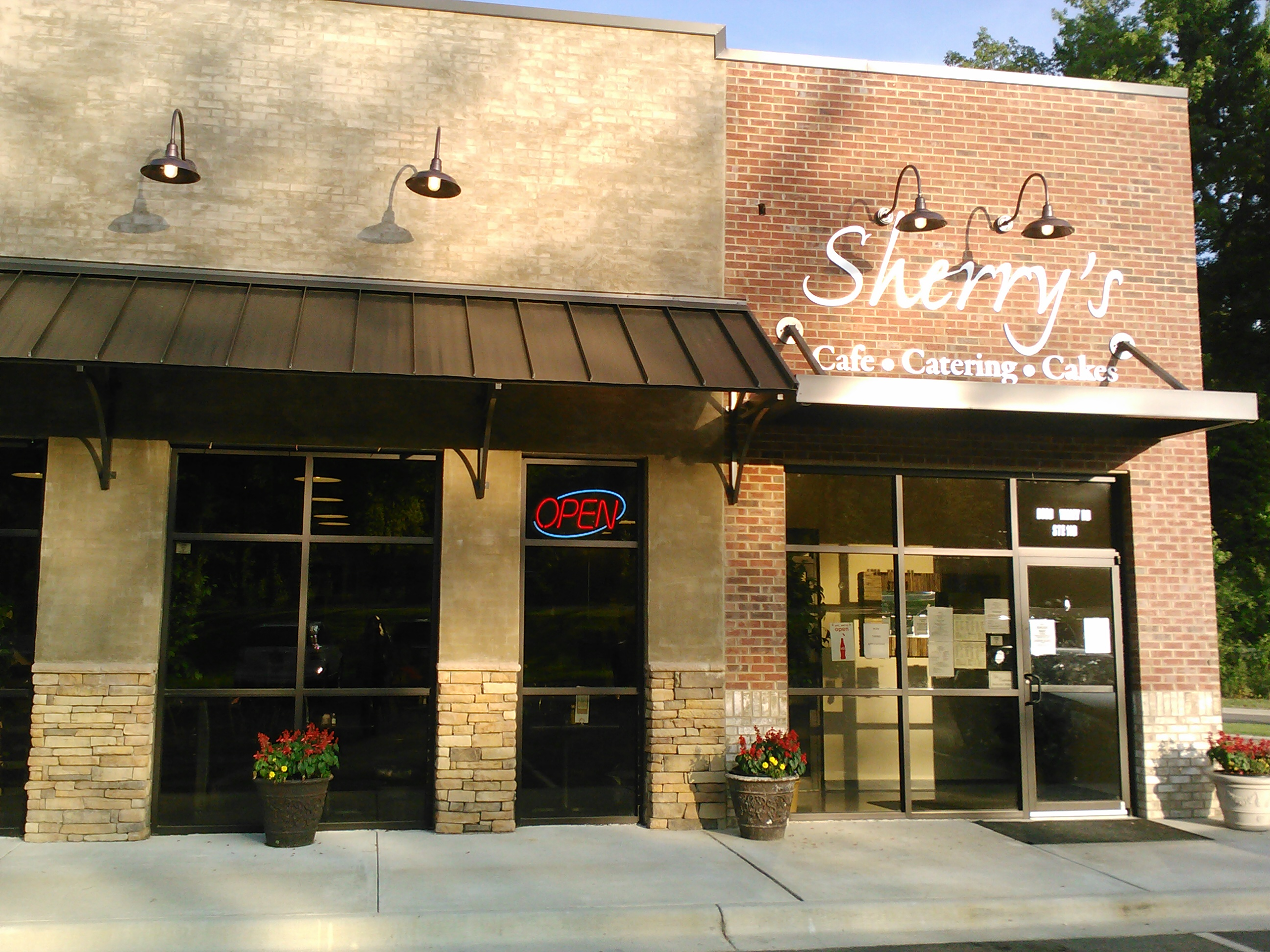 Sherry S Cafe Trussville